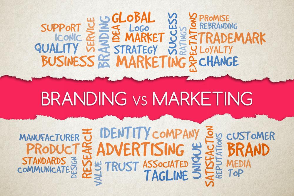 Branding Strategy vs Marketing Strategy