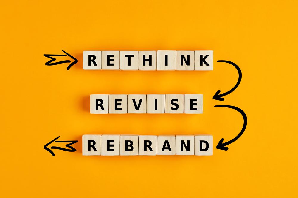 Art of Rebranding – Best 7 Steps for Successful Rebranding