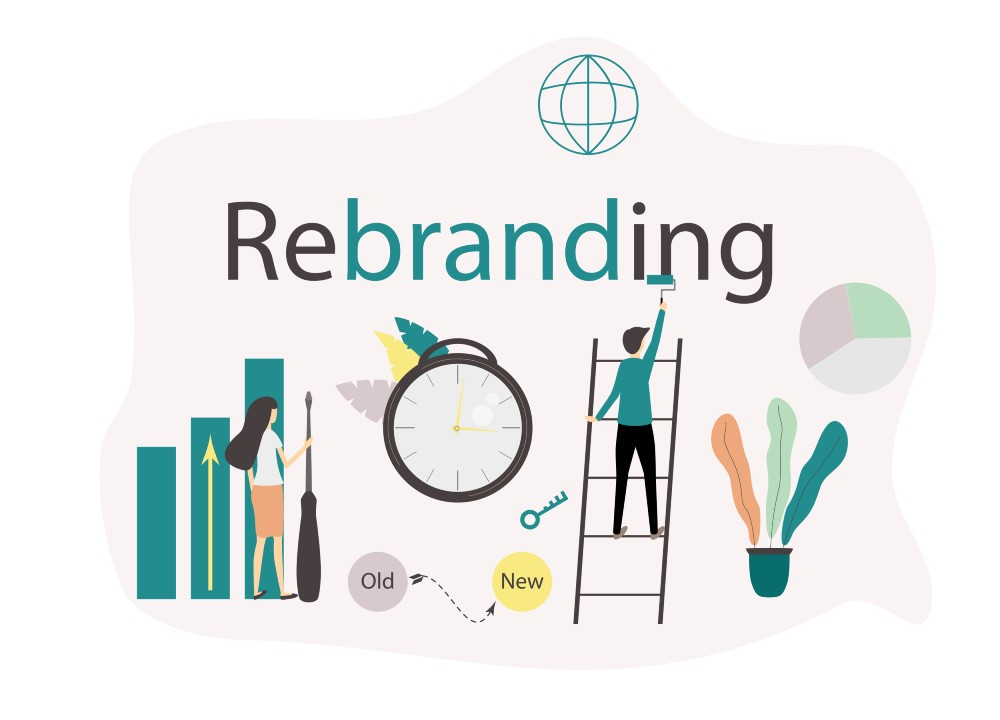 Time to rebrand? Signs that it's time to rethink your brand strategy