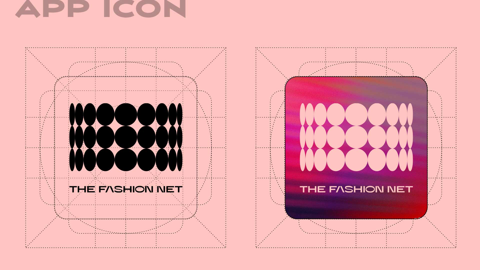 The Fashion Net Mobile App Icon