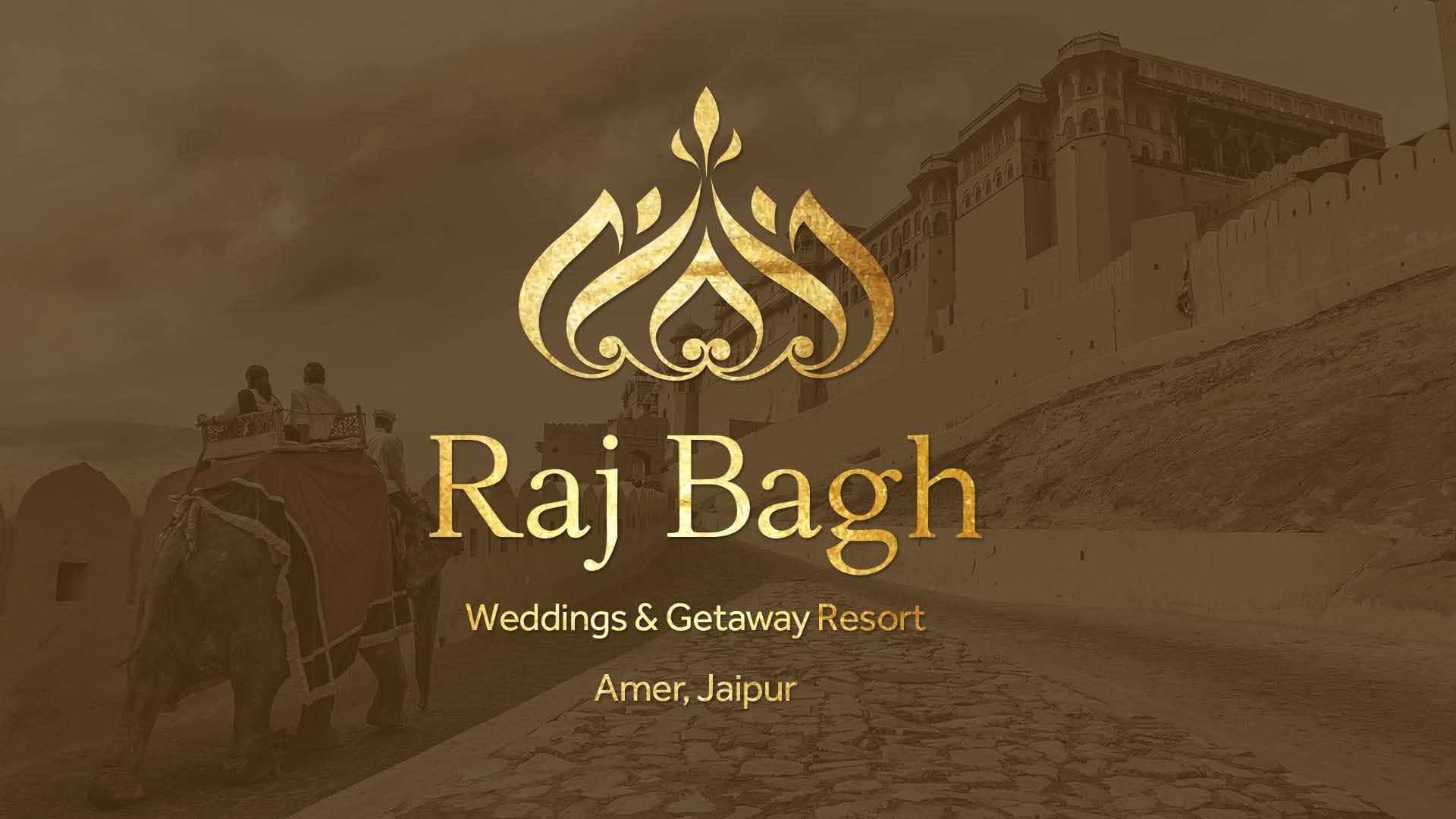 Raj bagh logo