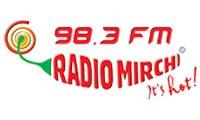 98.3 FM radio mirchi